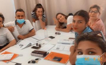 Trajnimi i mësuesve, Swisscontact